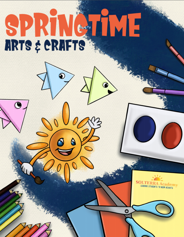 Solterra Academy Spring Craft and Activity Book